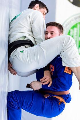 Advanced Brazilian Jiu Jitsu Classes in