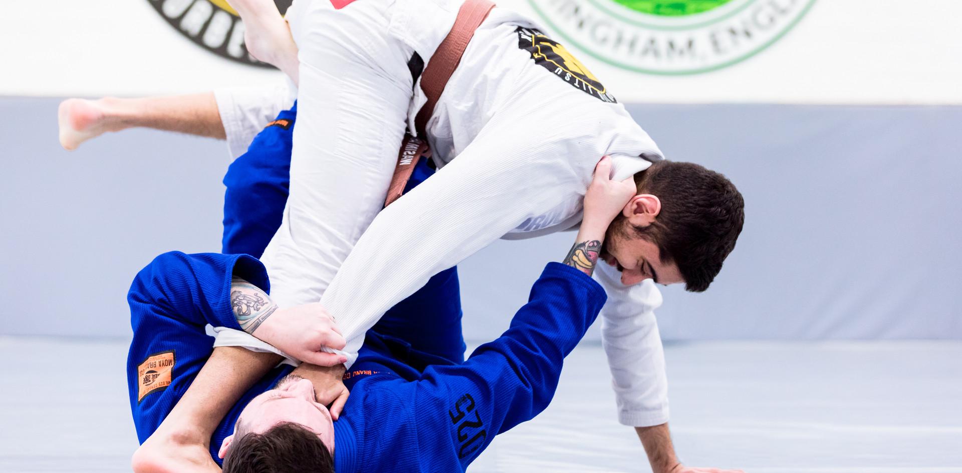 Modern Brazilian Jiu Jitsu Classes for everyone