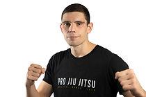 Nathan Epps Striking Coach at Pro Jiu Jitsu