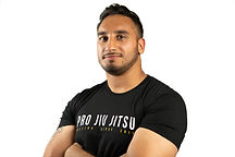 Gurd Singh wrestling Coach at Pro Jiu Jitsu.JPG