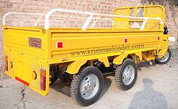 Krishna 5-wheel Loader