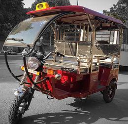 Krishna Passenger (e-Rickshaw)