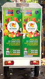Krishna Vegetable & Fruits Loader