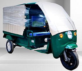 Close Body Covered E Loader Rickshaw.jpg