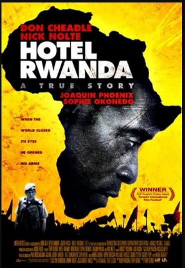 Hotel Ruanda Filme Completo Dublado 2004