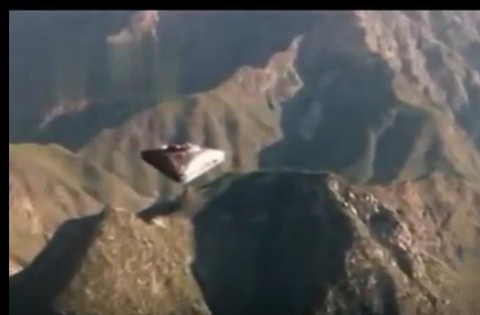 Afeganistão Soldados Registram Avistamento Incrível de Ufo Ovni será Real