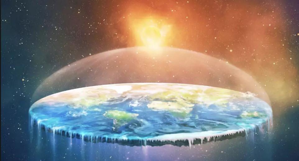 Quem disse que a Terra é Plana