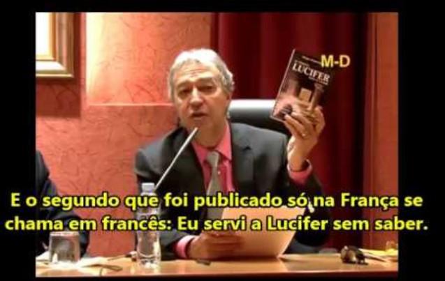 Ex-Maçom explica quem e GADU Lúcifer o deus da Maçonaria Por Serge Abad-Gallardo