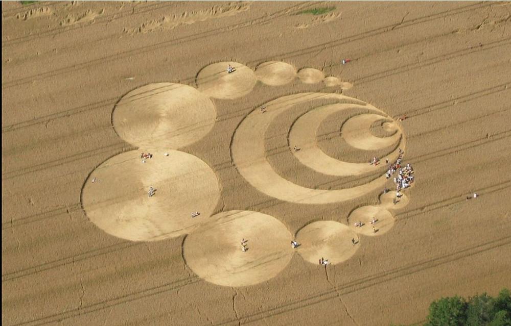A verdade dos Crop Circles Como os Governos Ainda Tentam Enganar a População Mundial com Mentiras