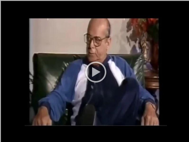 A Entrevista que você jamais irá vê na TV Alexandre Garcia com Presidente Figueiredo