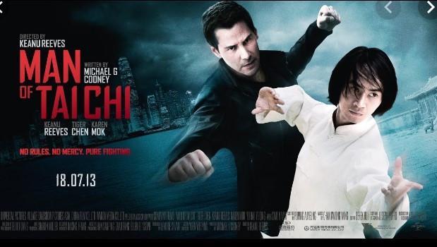O Homem do Tai Chi Filme Completo Dublado