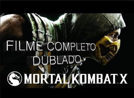 Mortal Kombat X Filme Completo Dublado em Português