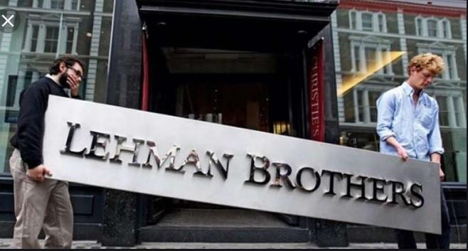 Por amor ao dinheiro O colapso dos irmãos Lehman