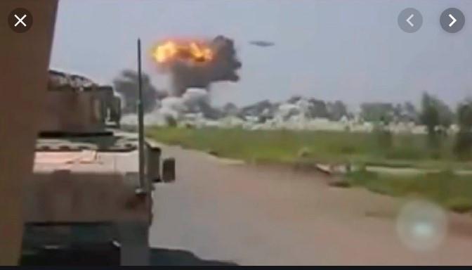 Ovni Ataca Base Militar