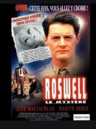 O Caso Roswell Filme Dublado de 1947
