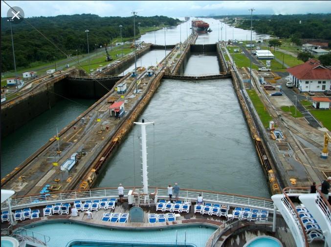 Mega construções O Novo Canal do Panamá Dublado HD