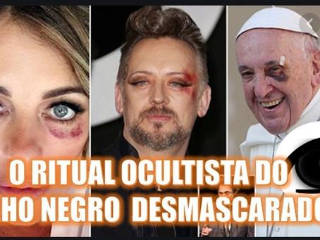 Famosos que Praticam o Ritual do Olho Negro O Olho de Hórus
