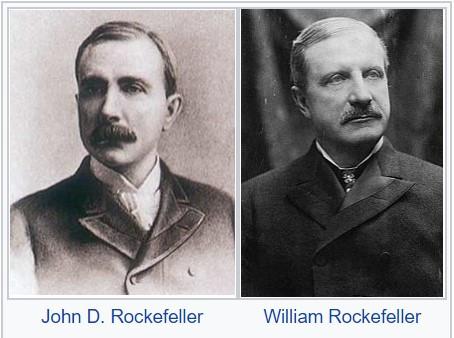 Os Planos de Nicholas Rockefeller EXPOSTOS Nova Ordem Mundial Chip RFID WTC e Feminismo