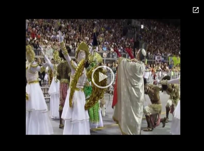 Nossa Senhora Aparecida será tema de Escola de Samba no Carnaval 2017