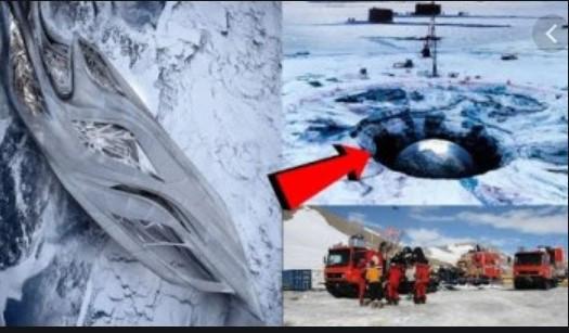 Ex oficial da Marinha nos diz o que viu Escondido na Antártida! Confira!
