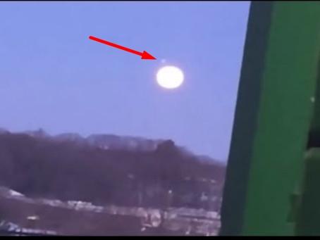 O que Era Aquilo Saindo da Lua