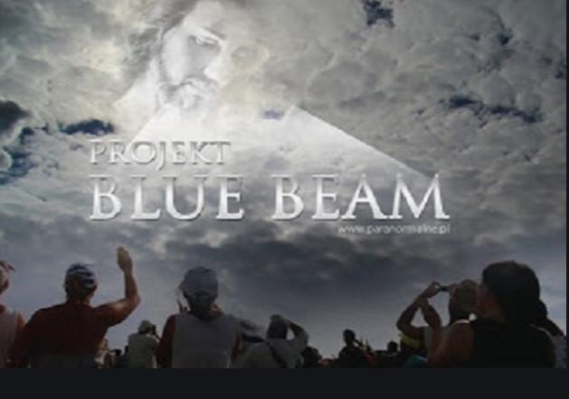 A Falsa Volta de Jesus Cristo Feita com o uso do Projeto Blue Beam