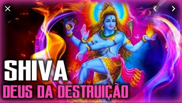 Shiva O Verdadeiro DEUS da Criação e Destruição Alienígena