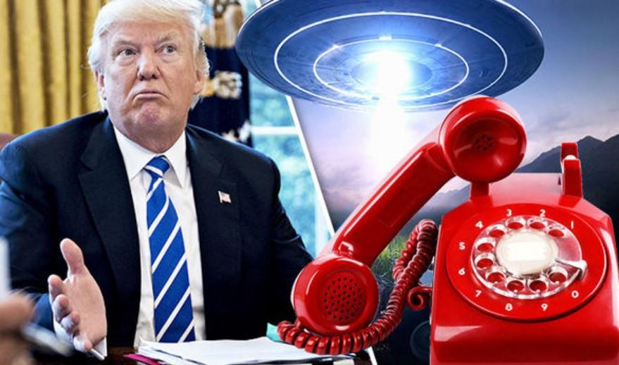 Donald Trump e ufos
