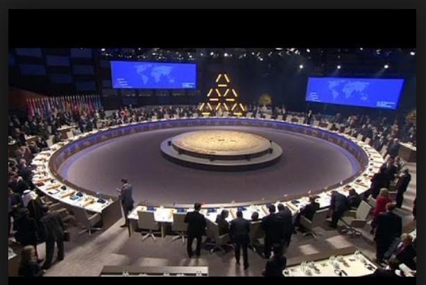 Reunião da Nova Ordem Mundial