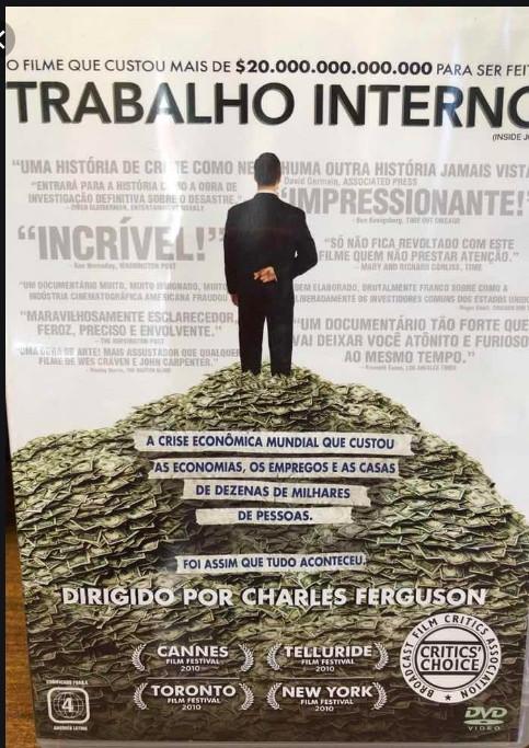 Filme Trabalho Interno Completo Dublado Português