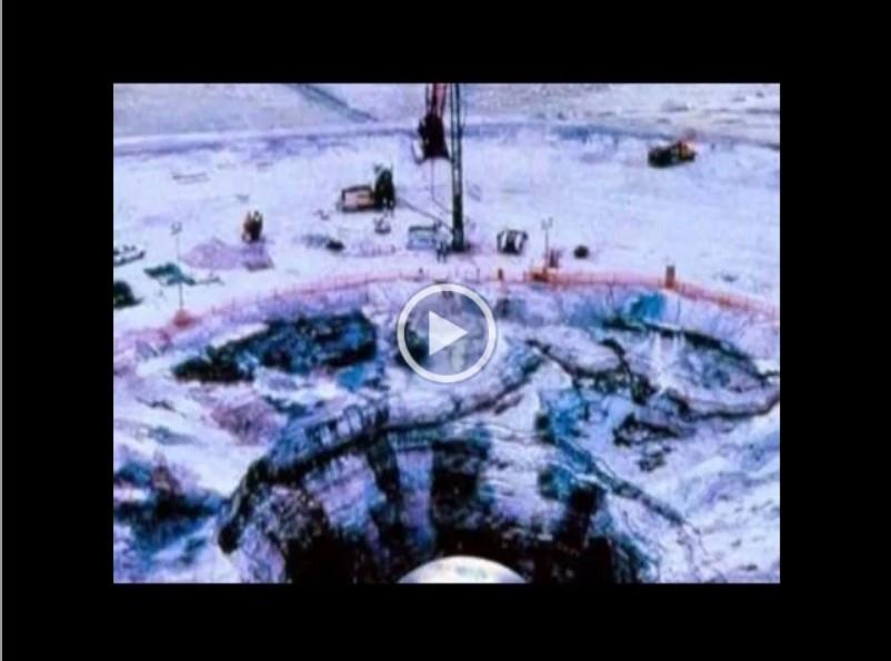 A Russia adverte que uma Força Extraterrestre Hostil está sob o Mar Báltico Documento X