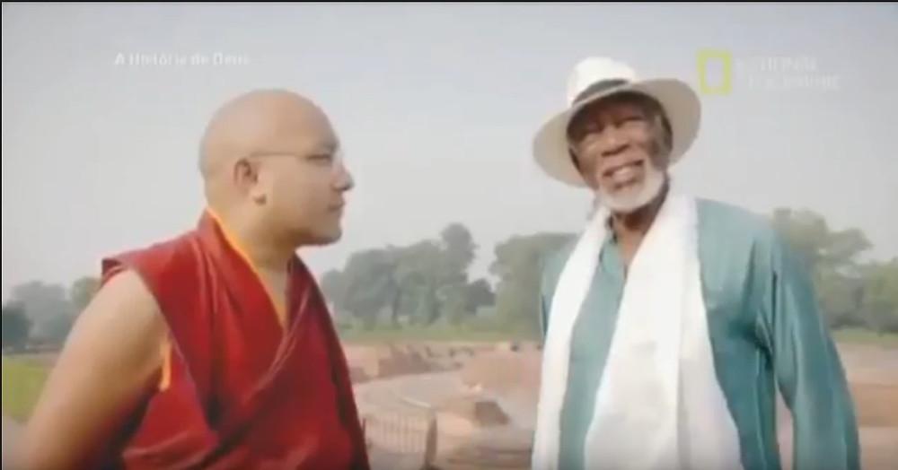 Morgan Freeman O Apocalipse para os Budistas