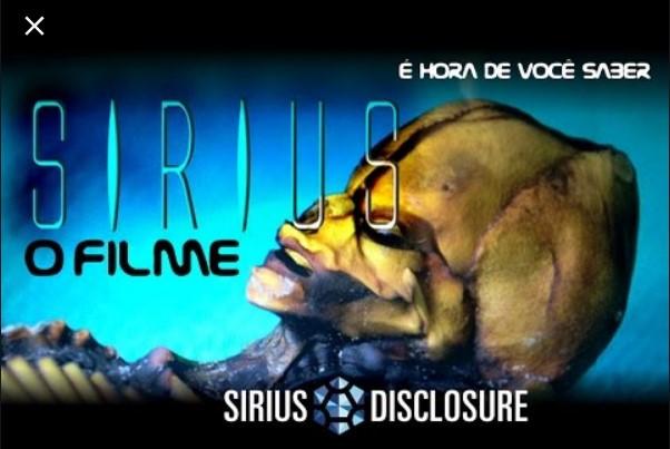 Sirius O Filme é hora de você Saber DR.Steven Greer Legendado e Completo