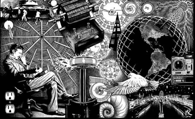 Documentário Nikola Tesla Pai da Eletricidade Moderna