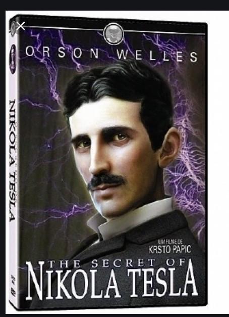 Filme Biográfico Segredo de Nikola Tesla
