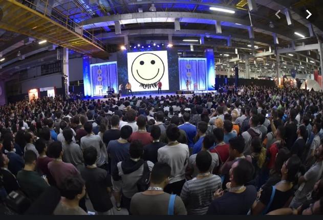 Campus Party CPNATAL Feel the Future O Céu não é o Limite