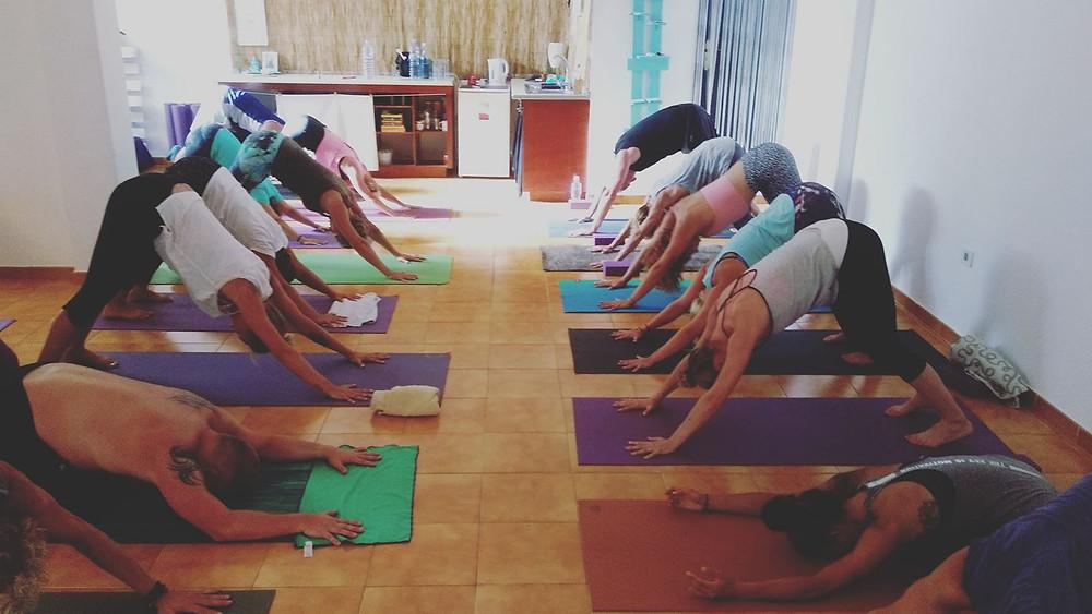 Daily classes in Corralejo, It's Yoga Fuerteventura