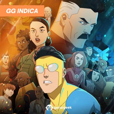 [GG Indica] Invincible