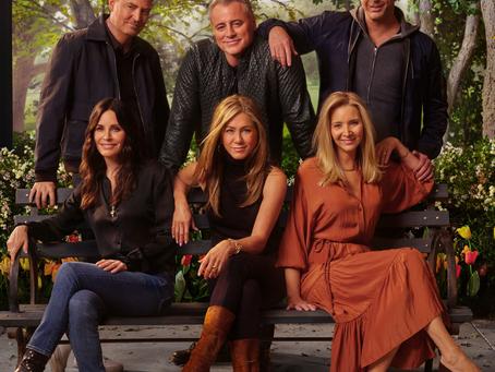"""Revelado o primeiro trailer """"Friends: The Reunion"""""""