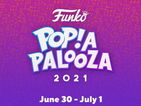 Funko anuncia novos Funko POPs da categoria Rocks no POP!alooza