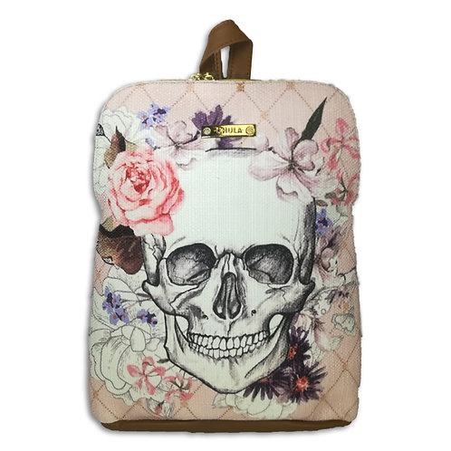 Skull Floreado
