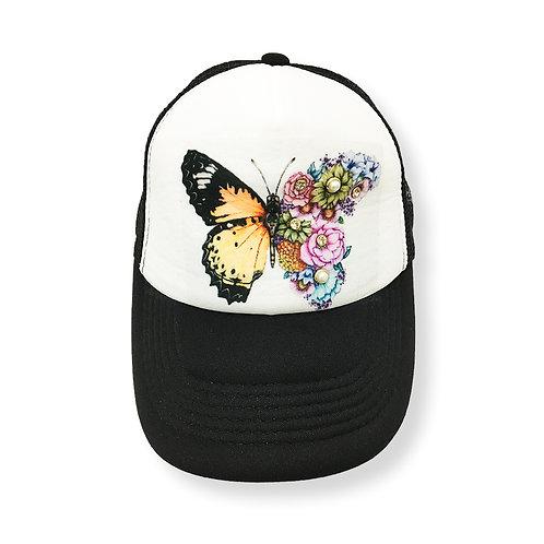 Butterfly Flowery