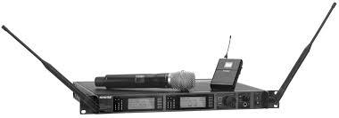 Shure Radio Mics