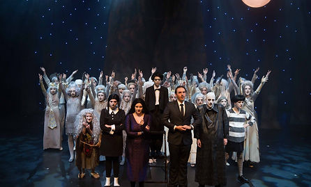 Balcombe Grammar School - The Addams Fam