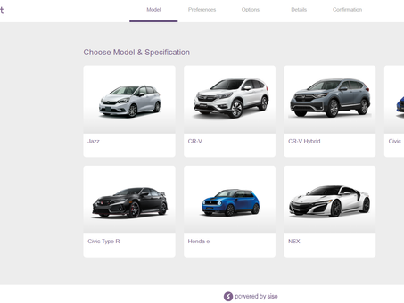Automotive moves to real-time booking