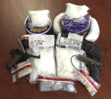 Steele4DA Drug Trafficking organization dismantled