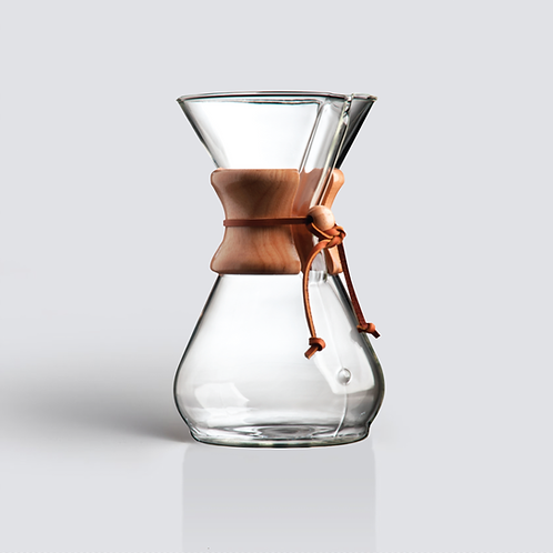 Original Chemex Coffeemaker 8 cup