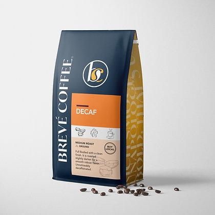 Decaf Brevé Coffee