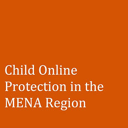 Child online protection in the MENA region