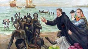 A Igreja Católica no Brasil e seus negros escravos.
